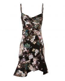 Arielle Belted Dress at Intermix