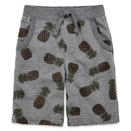 Arizona Print French Terry Shorts at JC Penney