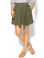 Army Skater Baby Skirt by Free People at Piperlime