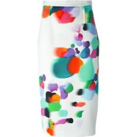 Arreton Skirt at Roland Mouret