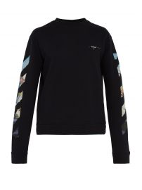 Arrow graphic sweatshirt at Matches