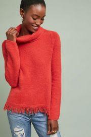 Aruna Turtleneck Sweater at Anthropologie