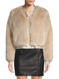 Ashbey Faux Fur Jacket at Saks Fifth Avenue