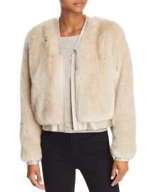 Ashbey Faux-Fur Jacket at Bloomingdales