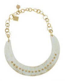 Ashley Pittman Studded Necklace at Last Call