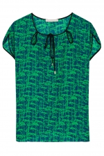 Ashleys green top at Boutique1
