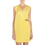 Ashleys yellow dress at Barneys at Barneys