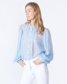 Ashlynn Blouse at Veronica Beard
