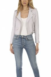 Ashville Jacket by IRO at Blue and Cream