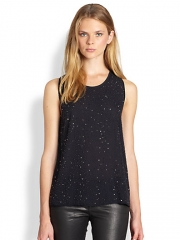 Astral top by L Agence at Saks Fifth Avenue