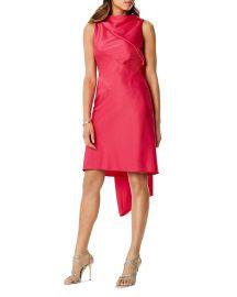 Asymmetric Draped Shift Dress by Karen Millen at Bloomingdales