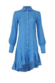 Asymmetric Shirtdress by Derek Lam 10 Crosby at Rent The Runway