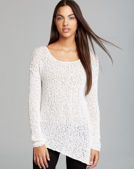 Asymmetric Sweater by Aqua at Bloomingdales