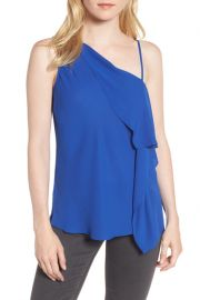 Asymmetrical Sleeveless Top at Nordstrom Rack