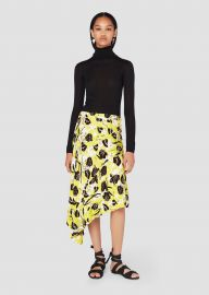 Asymmetrical Midi Skirt Derek Lam 10 Crosby at Orchard Mile