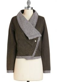 Asymmetrically Minded Jacket at ModCloth