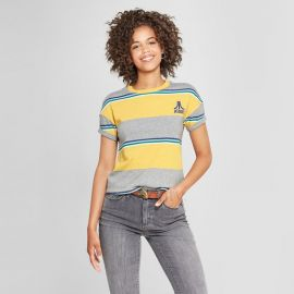 Atari Striped Tee by Junk Food at Urban Outfitters