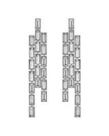 Atelier Swarovski Core Collection Fluid Azzurro Fringe Drop Earrings Jewelry  amp  Accessories - Bloomingdale s at Bloomingdales