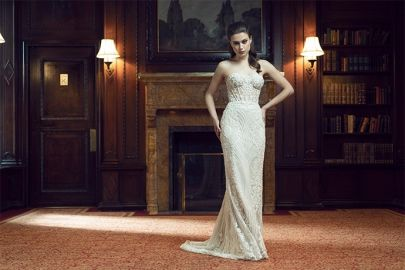 Athens Collection Dress by Adam Zohar at AZ Bridals