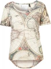 Atlas Map Tee at Topshop