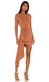 Atoir Enemy Lines Dress in Cocoa from Revolve com at Revolve