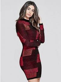 Aubriella Sweater Dress by Guess  at Guess