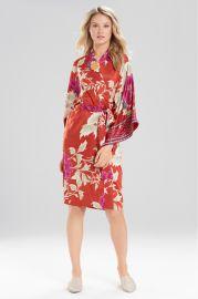 Auburn Floral Robe by Natori at Natori