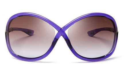 Authentic Tom Ford Sunglasses WHITNEY TF9 available at Amazon
