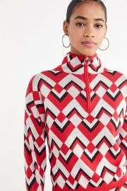 Avalene Half-Zip Sweater at Urban Outfitters