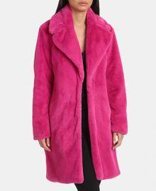 Avec Les Filles Faux-Fur Coat   Reviews - Coats - Women - Macy s at Macys