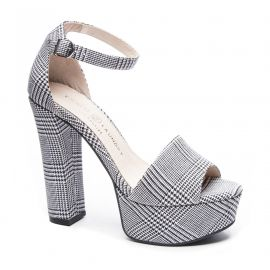 Avenue 2 Heeled Sandal by Chinese Laundry at Chinese Laundry