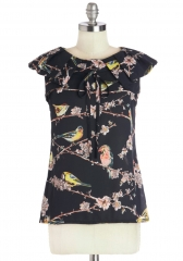 Aviary Important Date Top at ModCloth