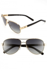Aviator Sunglasses by Tory Burch at Nordstrom