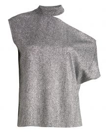 Axel Metallic Cut-Out T-Shirt at Intermix