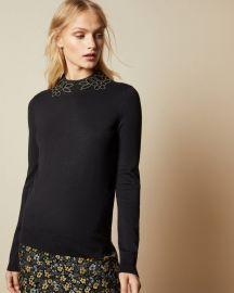 Azaleo Sweater at Ted Baker