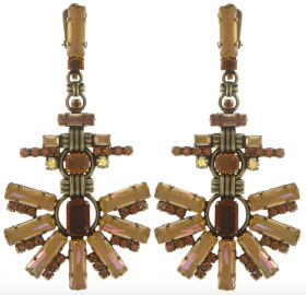 Aztec Earrings at Konplott