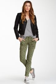 Aztec Print Pull-On Pant Juniors at Nordstrom Rack