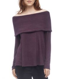 B Collection by Bobeau Off-the-Shoulder Sweater Women - Bloomingdale s at Bloomingdales