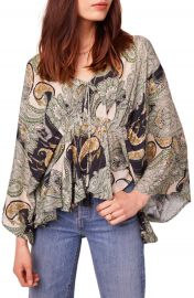 B O G  Collective Greenleaf Ave Batwing Top   Nordstrom at Nordstrom