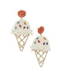 BAUBLEBAR Jolie Beaded Ice Cream Cone Drop Earrings  Jewelry  amp  Accessories - Bloomingdale s at Bloomingdales
