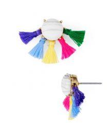 BAUBLEBAR Lourdes Tassel Stud Earrings x at Bloomingdales