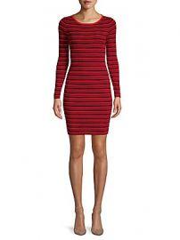 BB Dakota - Striped Sweater Dress at Saks Off 5th
