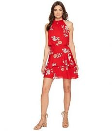 BB Dakota Cadence Ruffle Dress at Zappos