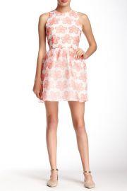 BB Dakota Floral Print Dress at Nordstrom Rack
