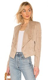 BB Dakota JACK by BB Dakota Quilt Trip Faux Suede Jacket in Medium Khaki from Revolve com at Revolve