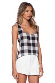 BB Dakota Lakota Tank at Revolve