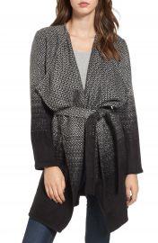 BB Dakota Myles Ombr   Blanket Coat at Nordstrom
