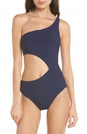 BCA Better Than Ever Cutout One-Piece Swimsuit at Nordstrom