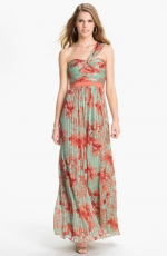 BCBG Max Azria Inga gown at Nordstrom