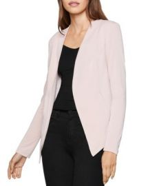 BCBGENERATION Open Front Essential Blazer Women - Bloomingdale s at Bloomingdales